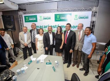 Prefeito de Camaçari anuncia mudanças no secretariado; confira