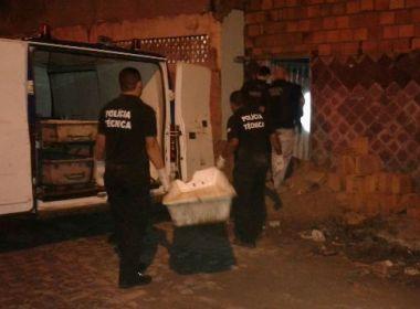 Após ser estrangulada, mulher é encontrada morta em Feira de Santana