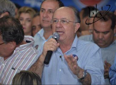 Prefeito de Feira aponta que até fevereiro vão decidir se ele disputará vaga de senador