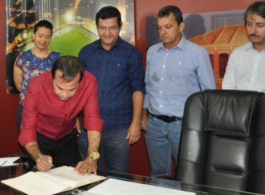 Prefeito de Guanambi sai de férias e vice assume gestão por 12 dias
