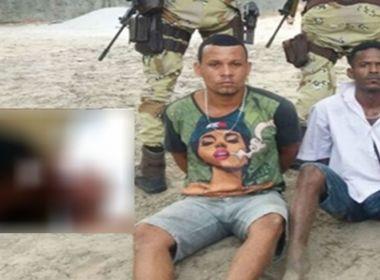 Camaçari: Vídeo mostra acusados de latrocínio sendo obrigados a praticar sexo na cadeia