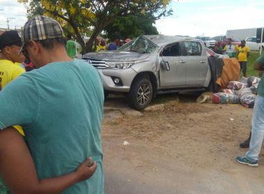 Ipirá: Tocaia policial termina em confronto com assaltantes e morte