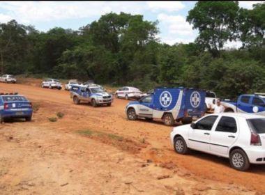 Dois assaltantes envolvidos no latrocínio de taxista em Barreiras são presos