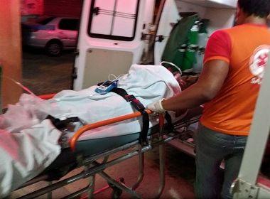 Idosa morre após ser baleada dentro de casa em Ipiaú; alvo de criminosos era neto
