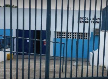 Camaçari: Homens invadem sala de aula e roubam carro e pertences de professor