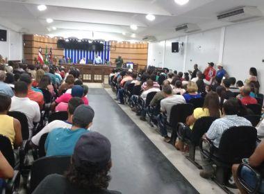 Conquista: Sindicato quer bloqueio de contas da prefeitura até que terço de férias seja pago