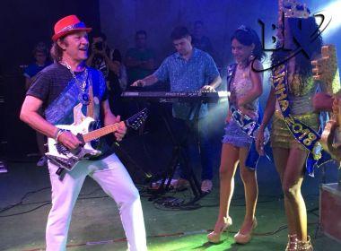 Armandinho abre a primeira noite de carnaval de Barreiras