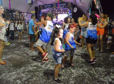 Barreiras: Carnaval Cultural é festa para a família toda
