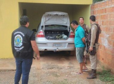 Ibotirama: Falso dentista é preso em ação que apreendeu arma em 'consultório'
