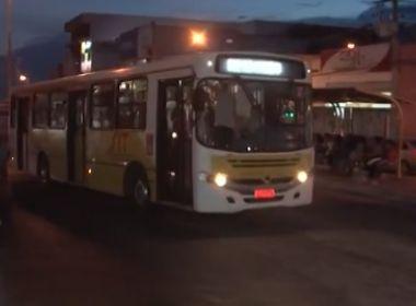 Conquista: Parte de rodoviários para por atraso em salários em 5ª paralisação do ano