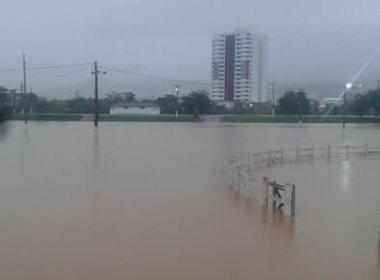 Chuvas devem continuar no interior durante semana, prevê Inmet