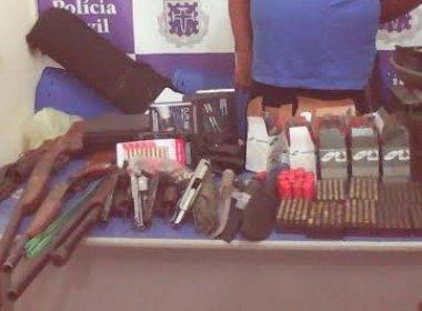 Polícia Civil prende seis pessoas durante operação em Juazeiro