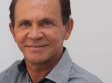 Prefeito de Gandu alega 'sérios problemas de saúde' para justificar renúncia