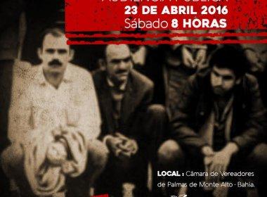 Audiência pública busca informações sobre paradeiro de desaparecido político
