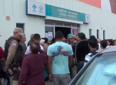 Vacinação contra H1N1 tem filas e confusão em Vitória da Conquista