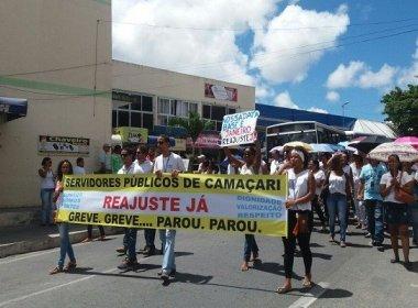 Camaçari: Sindicato se recusa a receber decisão e Justiça determina bloqueio de R$ 100 mil
