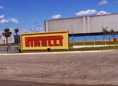 Feira: Pirelli deixa de fabricar pneu convencional e 80 funcionários serão demitidos