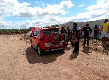 Feira de Santana: PM é encontrado morto no porta-malas do próprio carro