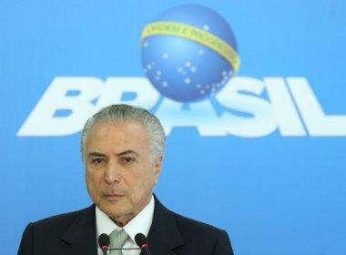 Michel Temer quer que ministros envolvidos na Operação Lava Jato peçam para sair