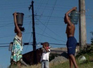 Cidades baianas que sofrem com seca têm condição reconhecida pela União