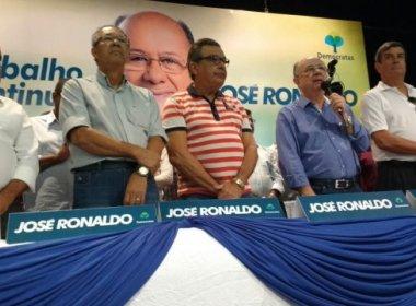 Feira de Santana: Colbert Martins é confirmado como vice na chapa de José Ronaldo