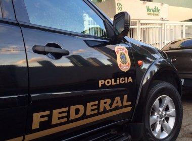 PF desbarata esquema de desvios da saúde em SSA, Candeias e S F do Conde
