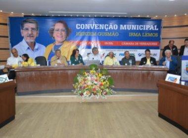 Conquista: Convenção define candidaturas de oposição para eleições de outubro