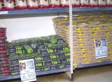 Barreiras: Feijão cai pela metade do preço e anima mercado