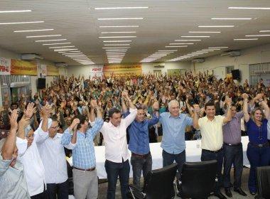 Guanambi: PSB homologa candidaturas de Jairo Magalhães e Hugo Costa