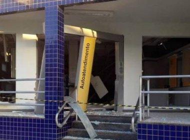 Abaíra: Polícia prende acusado de integrar grupo que explodiu banco