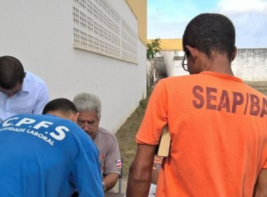 Feira de Santana: Presos não terão indulto de Dia dos Pais por falta de tornozeleiras