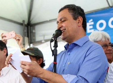 Jacobina: Governo do estado entrega obras de abastecimento de água