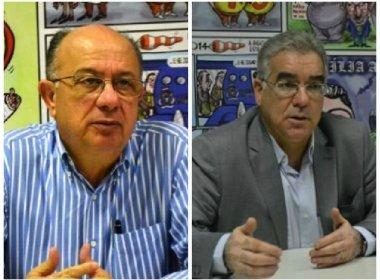 Feira de Santana: José Ronaldo tem saldo de R$ 387 mil; Zé Neto tem déficit de R$ 133 mil