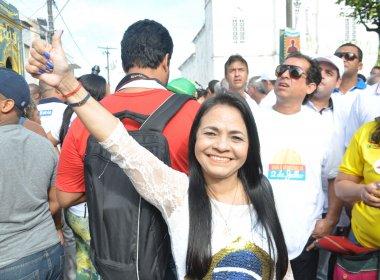 P&A/ Bahia Notícias: Moema Gramacho deve retornar à prefeitura de Lauro de Freitas