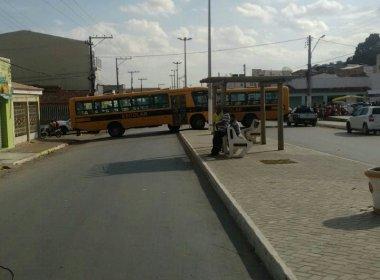 Cícero Dantas: Juiz decide fechar ruas com ônibus nas eleições