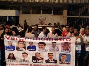 Santo Antônio de Jesus: Moradores prometem ato contra aumento de salários de políticos