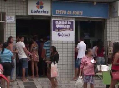 Casa Nova: Vencedor da Quina resgata prêmio de quase R$ 15 milhões após 72 dias