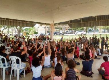 Estudantes ocupam reitoria da Uesb em Vitória da Conquista em protesto contra PEC 241