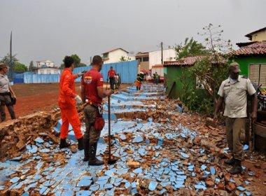 Com a estiagem, governo reconhece situação de emergência em Barreiras e Mairi