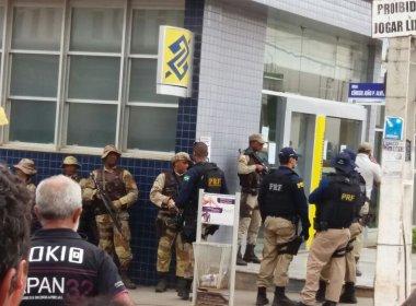 Seabra: Familiares de bancário sofrem sequestro; vítimas já foram libertadas
