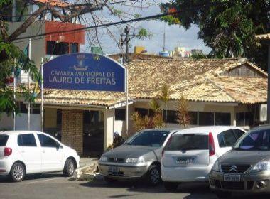 Lauro de Freitas: Votação do reajuste nos salários de vereadores e prefeito foi adiada