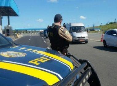 PRF começa Operação Proclamação da República 2016 nas rodovias federais da Bahia