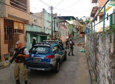 Número de prisões em flagrante aumenta em 38% na Bahia; em Salvador número foi de 31%