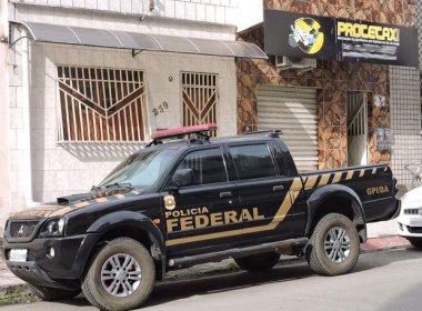 Itabuna: PF cumpre mandados de busca e apreensão contra fraude em seguros de carro