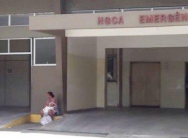 Feira: Após 18 dias internada, morre idosa que foi espancada dentro de casa