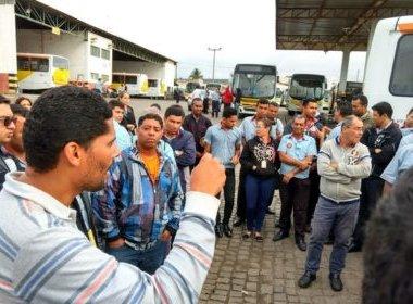 Conquista: Greve de rodoviários entra em 3° dia