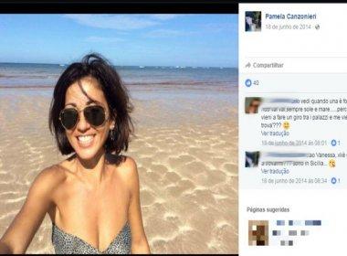 Morro de São Paulo: Vizinho de turista morta é preso acusado de matar italiana