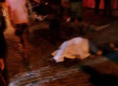 Contador é morto na porta de casa em Jequié; suspeito morre em confronto com policiais