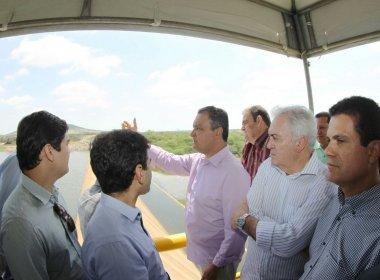 Governo autoriza instalação de sistema que irá melhorar abastecimento em Ponto Novo