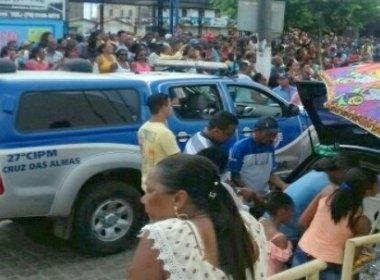 Posse de Zelino como presidente da Câmara de Sapeaçu termina em tiros